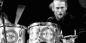 Ginger Baker *was* in Cream with a guy from Bishopbriggs.