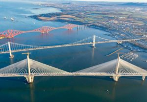 The Third Firth of Forth Bridge