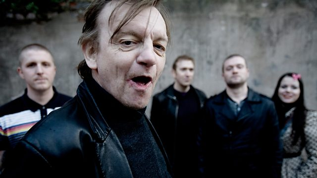 It's Mark E. Smith of The Fall. Keep up!