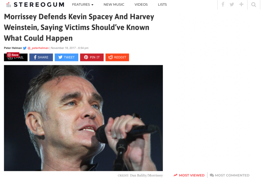 But it's pretty easy to hate the things Moz says